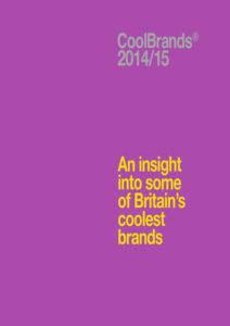 UK Coolbrands Volume 13